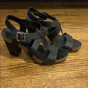 Frye heeled shoes